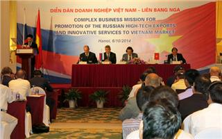 Vietnam products attract Russian market