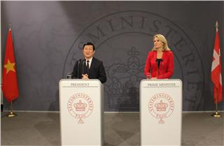 Deepen Vietnam - Denmark relation comprehensively