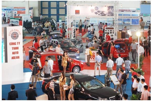 Vietnam Auto Expo 2012