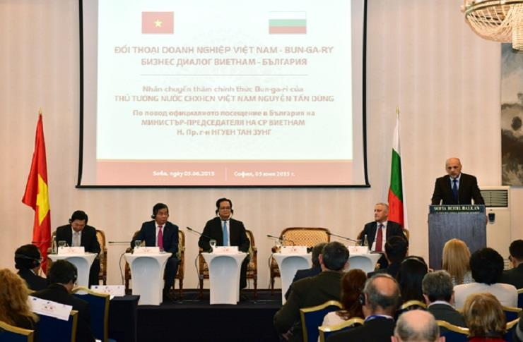 Vietnam encourages investment from Bulgarian businesses