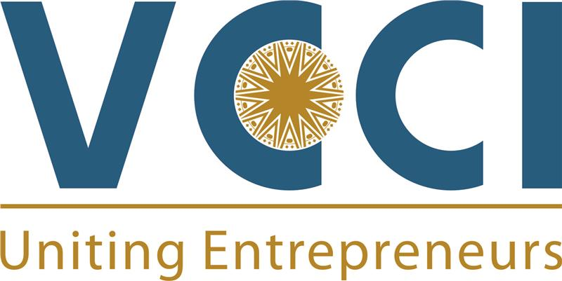 Vietnam Chamber of Commerce and Industry logo