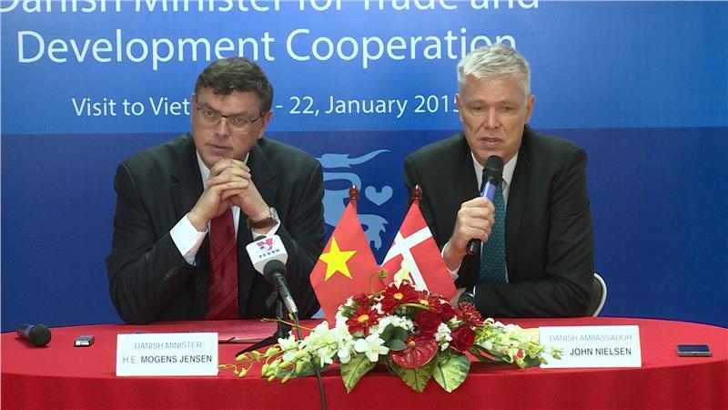 Vietnam - Denmark business forum in Vietnam