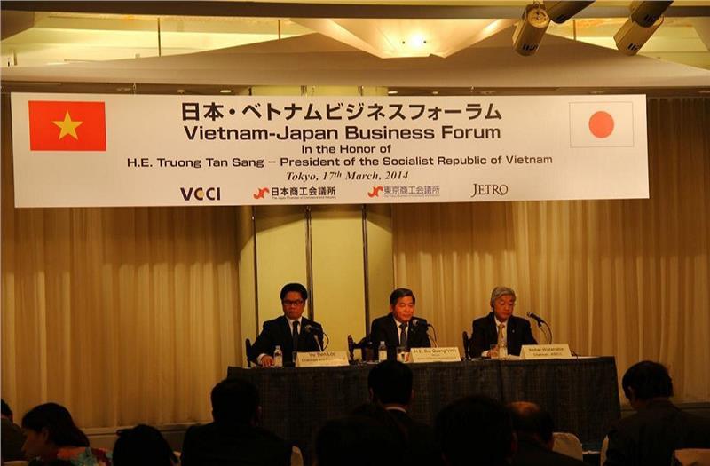 Vietnam - Japan Business Forum