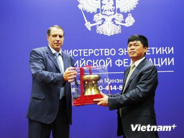 Vietnam - Russia boosts oil and gas cooperation