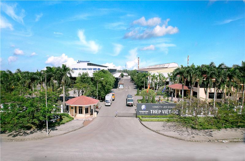 Vietnam-Australia Steel Company