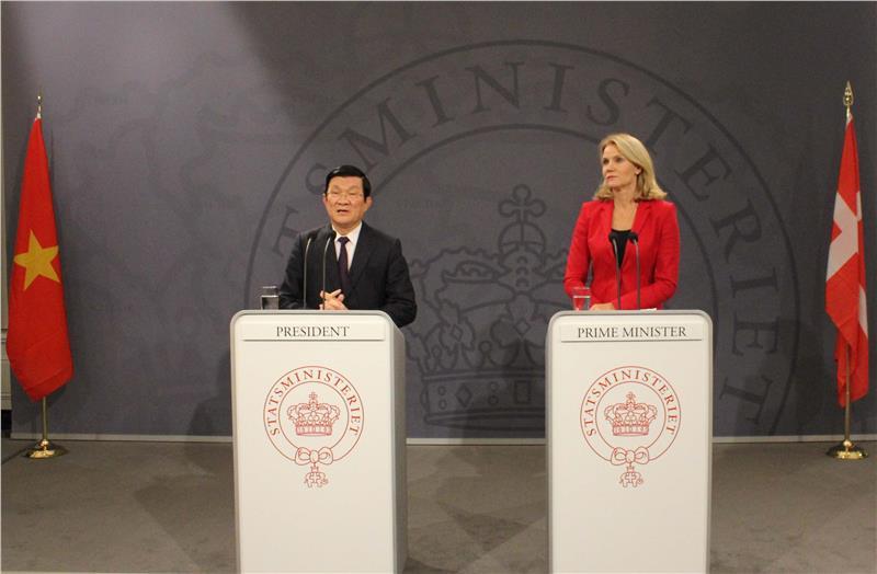 Deepen Vietnam - Denmark relation comprehensively
