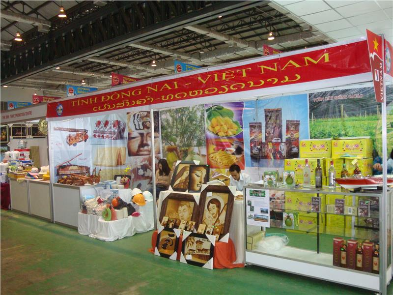Vietnam goods consumption network expanded in Laos and Thailand