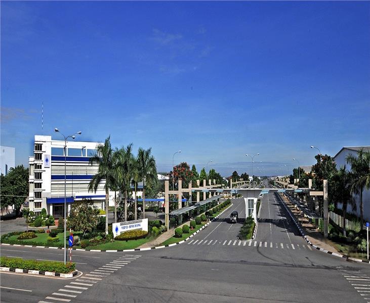 VSIP II Industrial Zone in Binh Duong