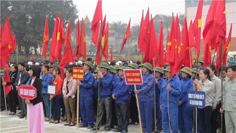 Activities celebrate International Labor Day