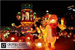 Exploring Vietnam culture with Full moon Festival