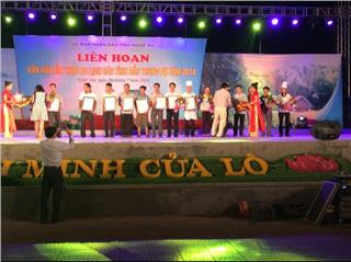 Opening Culinary Festival in Cua Lo