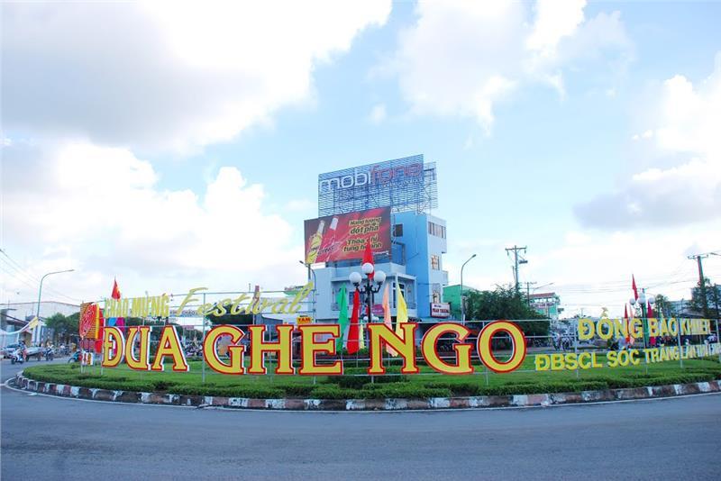 Festival Dua Ghe Ngo 2013