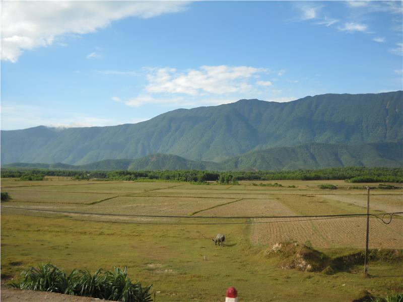 Weather in North Central Coast Vietnam
