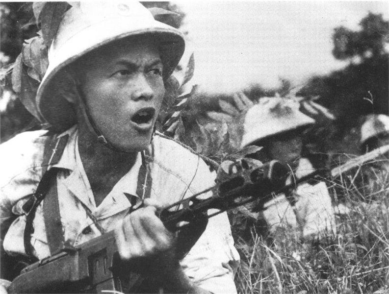 A Soldier of Viet Cong
