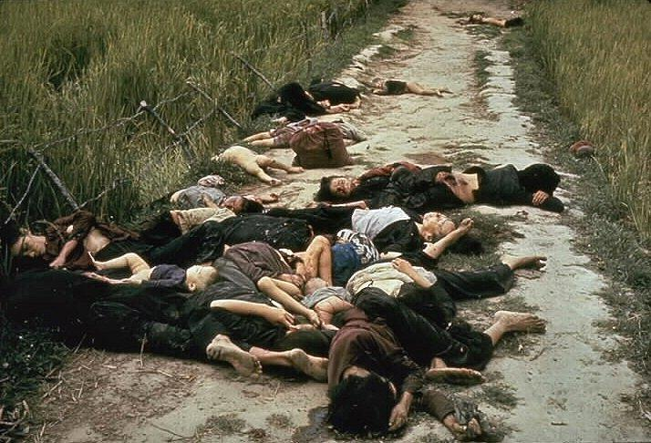 People dead in My Lai Massacre