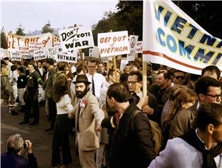 Vietnam War protests in US