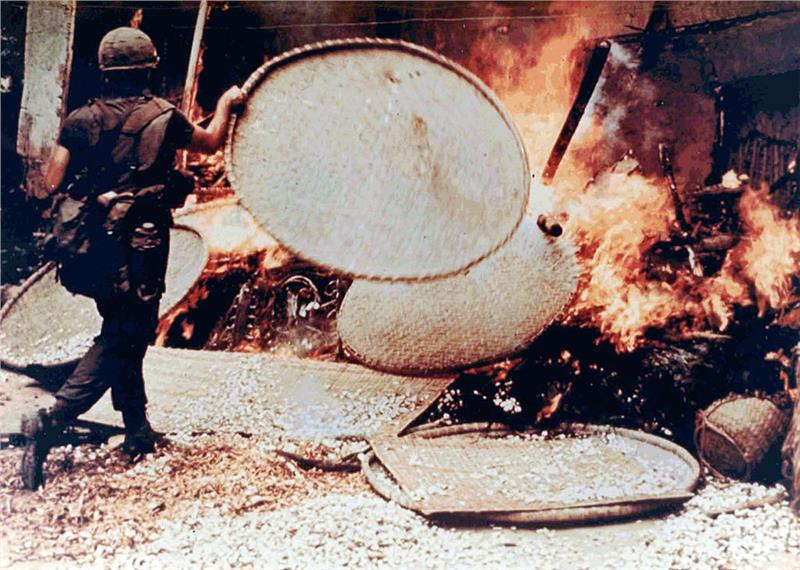 War crimes in Vietnam War