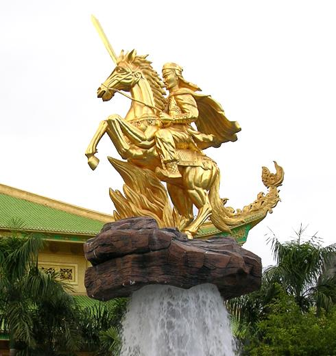 Statue of Ly Thuong Kiet General