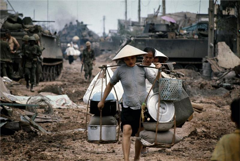 Vietnamese women in Vietnam War