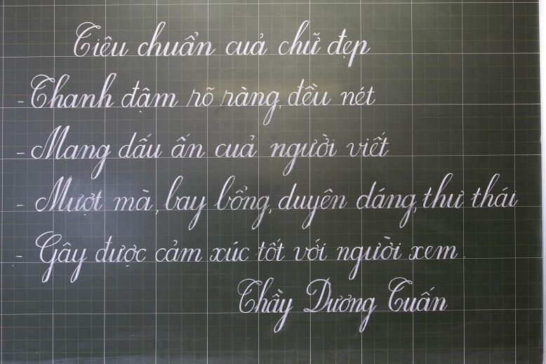 Vietnamese writing