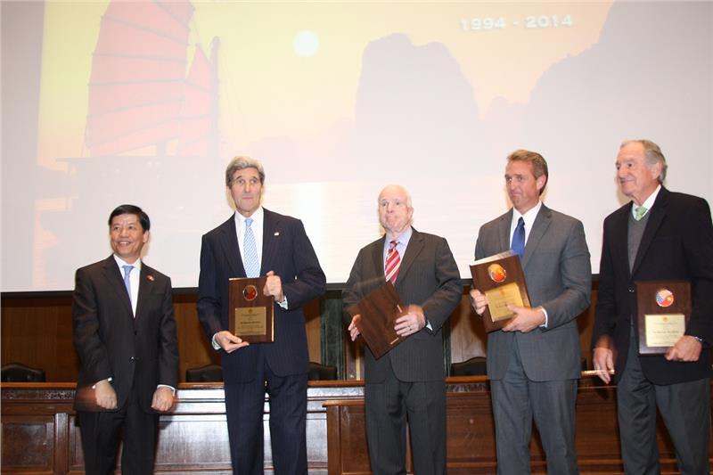 Further tightening Vietnam US relation