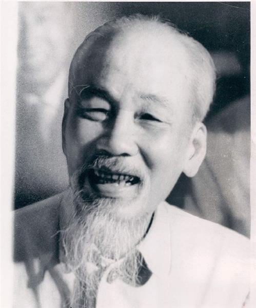 Ho Chi Minh - Founder of Vietnam Communist Party