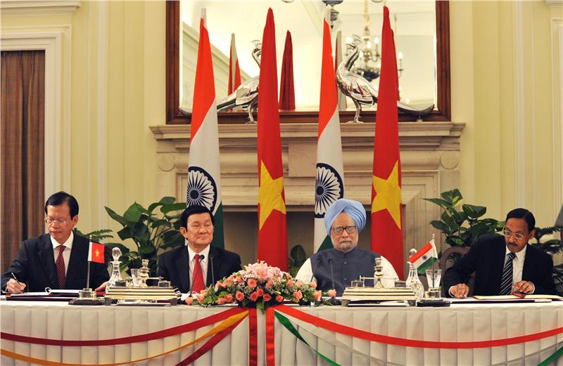 India and Vietnam, A Strategic Alliance