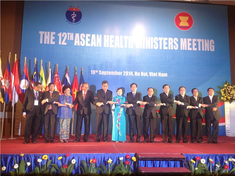 Prime Minister and leaders of 10 delegations
