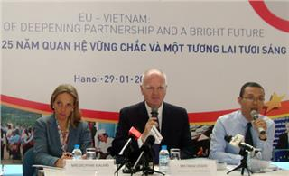 Celebrate 25th anniversary of Vietnam - EU relation