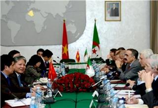 Algeria - Vietnam cooperation for a wealthy development