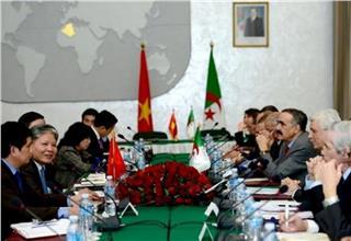 Algeria - Vietnam cooperation for a wealthy development