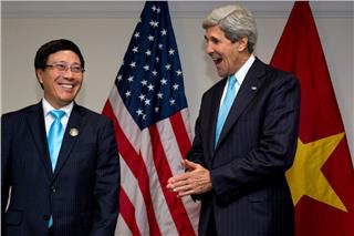Vietnam US cooperation boosted in all fields