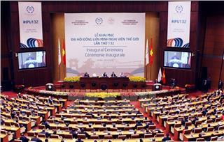 IPU 132 in Vietnam shows important imprints