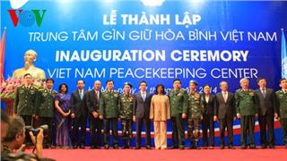 Vietnam Peacekeeping Centre comes into practice