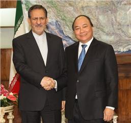 Iran ready to help Vietnam infrastructure