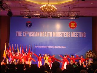 ASEAN Health Ministers Retreat took place successfully