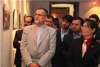 Vietnam Today Photo Exhibition in Tehran