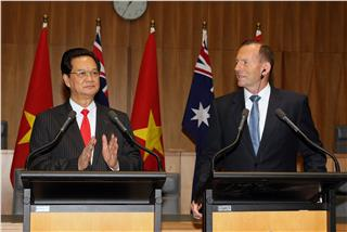 Launching Vietnam - Western Australia Business Council