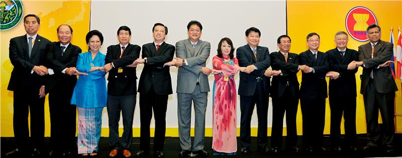 The 11th ASEAN Health Ministers Retreat