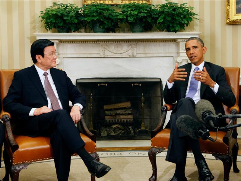 Further tightening Vietnam - US relation