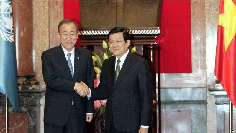 Vietnam contribution to UN peacekeeping missions