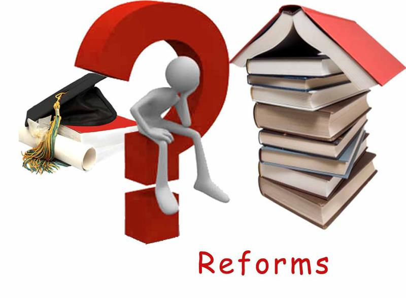 Reforming education in Vietnam is being synchronously implemented
