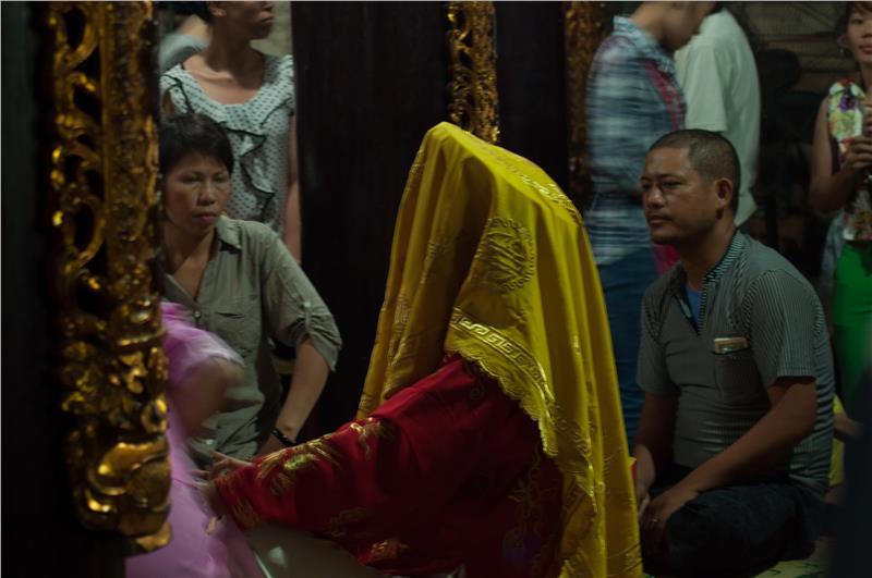 Mother Goddess Worshiping Festival 2014 in Hanoi