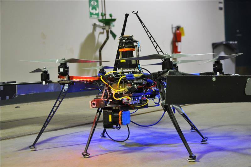 A Robot of CMU