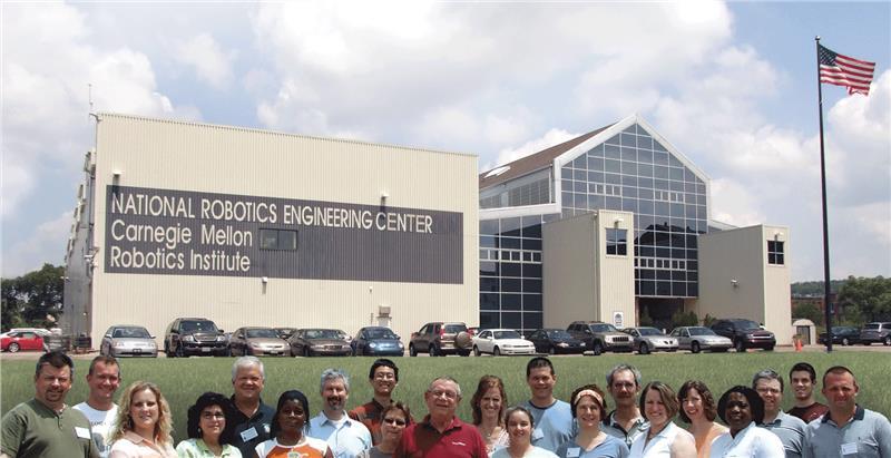 USA - Vietnam technology cooperation on robotics training program