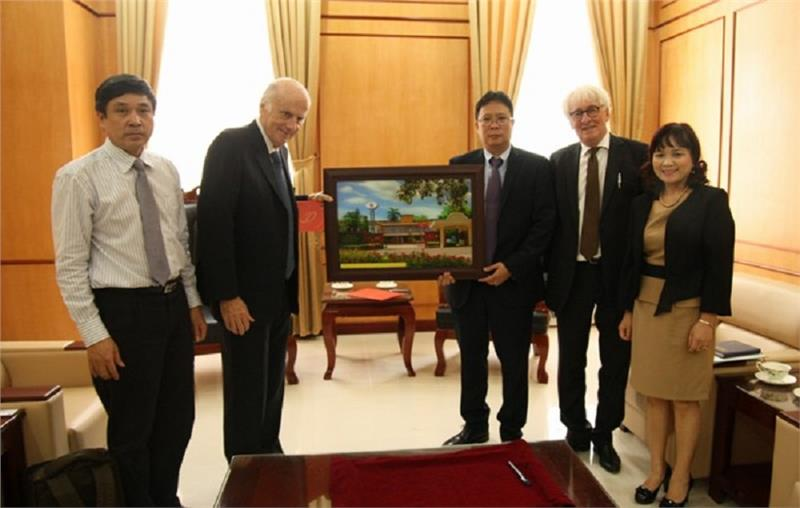 Vietnam - France cooperation in space technology