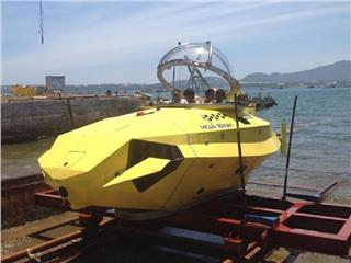 Vietnam homemade AUV successfully tested
