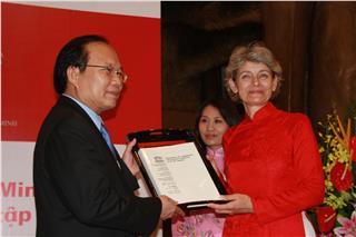 UNESCO Vietnam strengthens role in World Heritage Committee