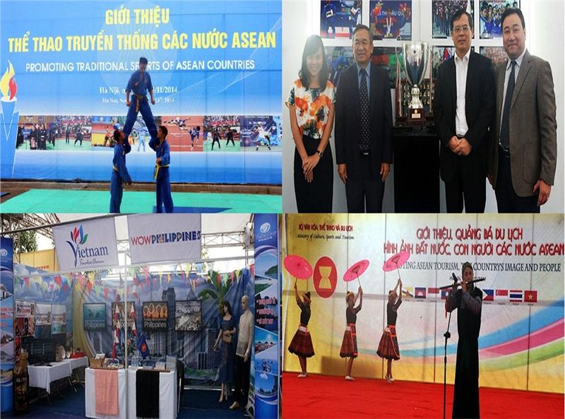 Activities in ASEAN Great Unity Days