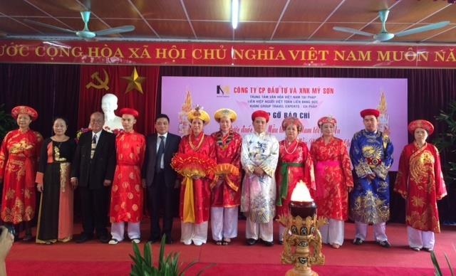 Artists introduce Vietnamese worshipping belief